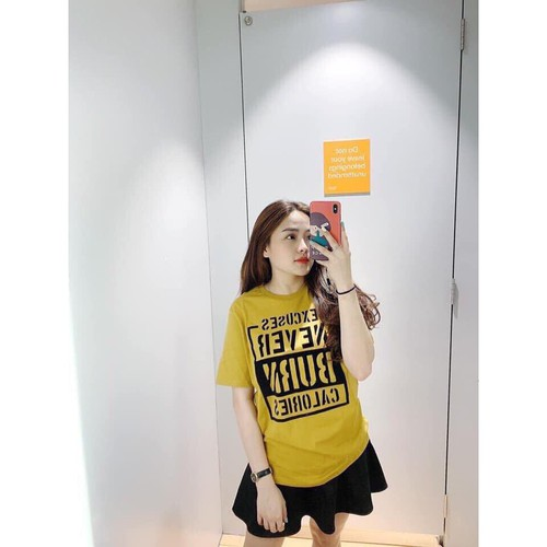Áo thun cá tính 💖freeship💖 giảm 20k khi nhập ao20k áo thun nữ xu hướng 2019 hàng nhập quảng châu