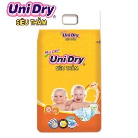 Tã dán Unidry size S46 _ size M42 _ size L38 _ size XL34 - BP8