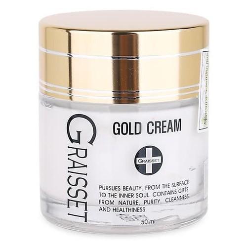 Kem dưỡng da tinh chất vàng graisset gold cream