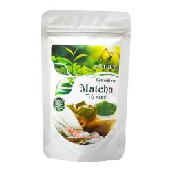 Bột Mặt Nạ Matcha trà xanh- Đẹp từ thiên nhiên gói 100gr
