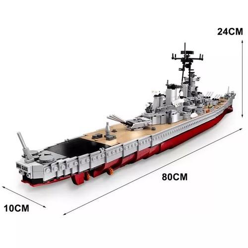 Đồ chơi lắp ráp nonlego army tàu chiến - thiết giáp hạm uss missouri - 20659468 , 23607018 , 15_23607018 , 1000000 , Do-choi-lap-rap-nonlego-army-tau-chien-thiet-giap-ham-uss-missouri-15_23607018 , sendo.vn , Đồ chơi lắp ráp nonlego army tàu chiến - thiết giáp hạm uss missouri
