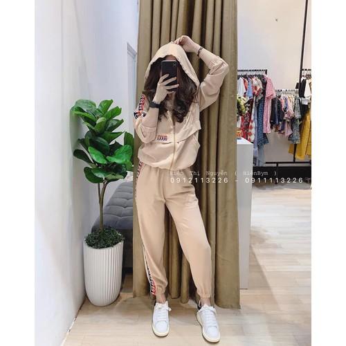 Áo thu đông nữ 💖freeship💖giảm 20k khi nhập ao20k bộ quần áo thu đông xu hướng 2019 hàng nhập quảng châu