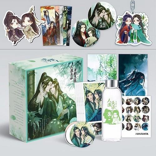 Hộp quà hệ thống tự cứu của nhân vật phản diện hộp lớn có bookmark postcard huy hiệu ảnh dán ảnh thẻ poster anime - 20662994 , 23613480 , 15_23613480 , 250000 , Hop-qua-he-thong-tu-cuu-cua-nhan-vat-phan-dien-hop-lon-co-bookmark-postcard-huy-hieu-anh-dan-anh-the-poster-anime-15_23613480 , sendo.vn , Hộp quà hệ thống tự cứu của nhân vật phản diện hộp lớn có bookmark
