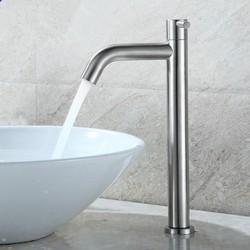 Vòi lavabo - Vòi lạnh dương bàn chậu rửa mặt