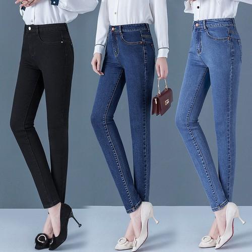 [Được xem hàng ] quần jean dài  trơn nữ vải co giãn hàng công ty cao cấp size 25-35 - 20674949 , 23630648 , 15_23630648 , 270000 , Duoc-xem-hang-quan-jean-dai-tron-nu-vai-co-gian-hang-cong-ty-cao-cap-size-25-35-15_23630648 , sendo.vn , [Được xem hàng ] quần jean dài  trơn nữ vải co giãn hàng công ty cao cấp size 25-35