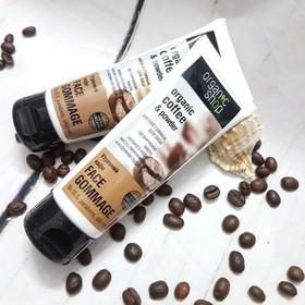 TẨY TẾ BÀO CHẾT MẶT VÀ BODY SẠCH NHỜN,NGỪA MỤN CÁM,MỤN ĐẦU ĐEN,TRẮNG DA ORGANIC COFFEE SHOP - ORGANIC COFFEE