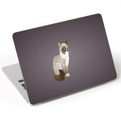 Mẫu dán laptop hoạt hình lthh - 588