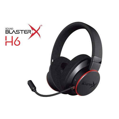 Tai nghe gaming creative sound blasterx h6 - 20690046 , 23654904 , 15_23654904 , 1990000 , Tai-nghe-gaming-creative-sound-blasterx-h6-15_23654904 , sendo.vn , Tai nghe gaming creative sound blasterx h6