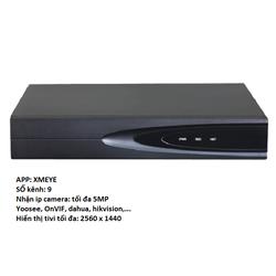 Đầu ghi 9 kênh camera ip NVR 4.0
