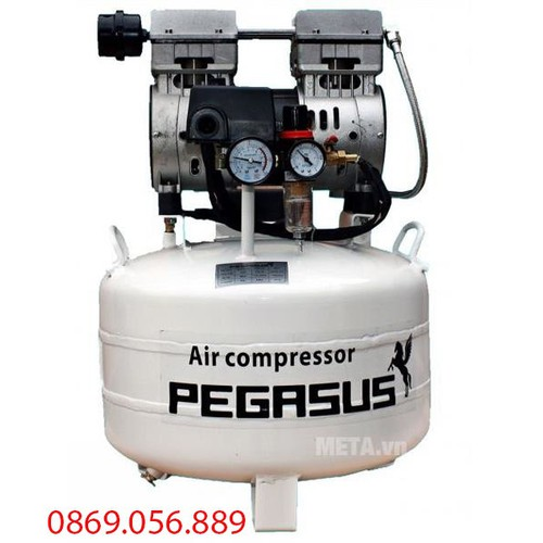 Máy nén khí không dầu giảm âm pegasus tm-of750 40l - 20681932 , 23641891 , 15_23641891 , 4500000 , May-nen-khi-khong-dau-giam-am-pegasus-tm-of750-40l-15_23641891 , sendo.vn , Máy nén khí không dầu giảm âm pegasus tm-of750 40l
