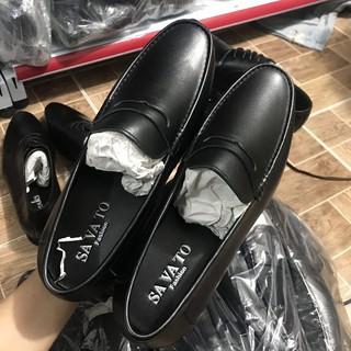 [da thật] Giày nam da công sở big size, giày tây nam big size cỡ lớn 44 45 46 47 48 cho chân to - GLBZ-02 thumbnail