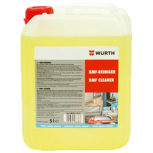Nước tẩy rửa đa năng wurth bmf workshop cleaner 5l