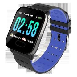 Đồng Hồ Thông Minh A6 Vòng Tay Thông Minh Thông Minh Bluetooth Chống Thấm Nước Theo Dõi Dây Đeo Tay Dành Cho IOS Và Android