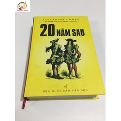 Sách 20 Năm Sau