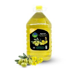 Dầu ăn - Dầu Olive hạt cải chiên xào KANKOO 5L - KANKOO5L