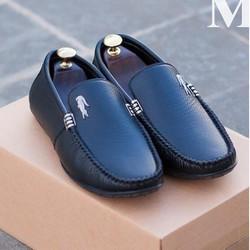 [SIÊU SALE] Giày lười da nam, giày da nam cá sấu cao cấp [Bảo hành da 1 năm]