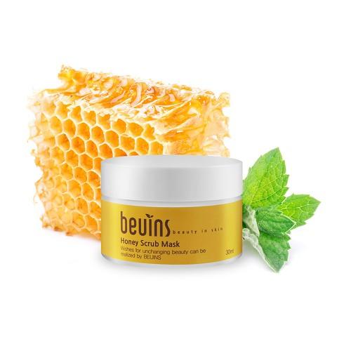 Mặt nạ tẩy tế bào chết mật ong beuins honey scrub mask - 19152707 , 23661665 , 15_23661665 , 263000 , Mat-na-tay-te-bao-chet-mat-ong-beuins-honey-scrub-mask-15_23661665 , sendo.vn , Mặt nạ tẩy tế bào chết mật ong beuins honey scrub mask
