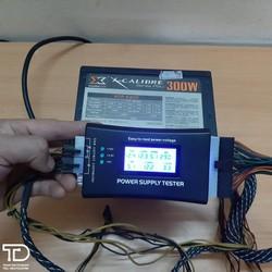Bộ test nguồn ATX máy tính hiển thị bằng màn hình LCD - Máy đo điện áp