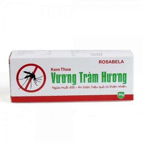 Kem thoa chống muỗi vương tràm hương 20g - 20679817 , 23638355 , 15_23638355 , 48000 , Kem-thoa-chong-muoi-vuong-tram-huong-20g-15_23638355 , sendo.vn , Kem thoa chống muỗi vương tràm hương 20g