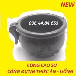 5 CÓNG CAO SU CHO GÀ