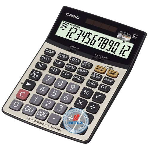 Máy tính casio dj-220d plus - bh chính hãng 5 năm - 18111107 , 23640504 , 15_23640504 , 550000 , May-tinh-casio-dj-220d-plus-bh-chinh-hang-5-nam-15_23640504 , sendo.vn , Máy tính casio dj-220d plus - bh chính hãng 5 năm
