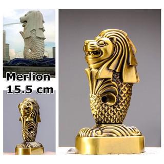 Mô hình sư tử biển Merlion cao 15.5 cm cung cấp bởi asam - Merlion cao 15.5 cm thumbnail