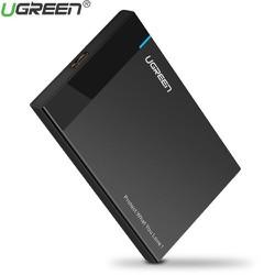 HỘP ĐỰNG Ổ CỨNG 2,5 INCH SATA HDD - SSD USB 3.0 UGREEN 30848 - Hàng Chính Hãng BH 18 Tháng