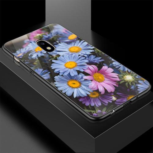 Ốp kính cường lực cho điện thoại samsung galaxy j2 prime - 14 11 hoa cỏ đẹp ms hcd001