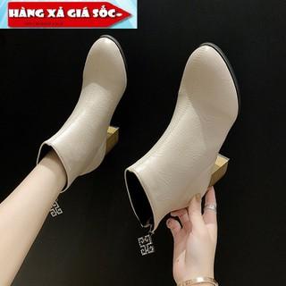Boot Da Cho Nữ Thời Trang Cao Cấp - 87654he4 thumbnail