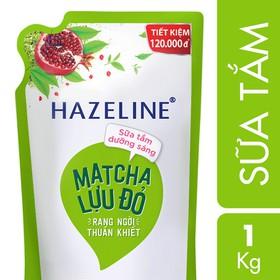 Sữa tắm Hazeline Rạng ngời thuần khiết 1000G - 8934868125471