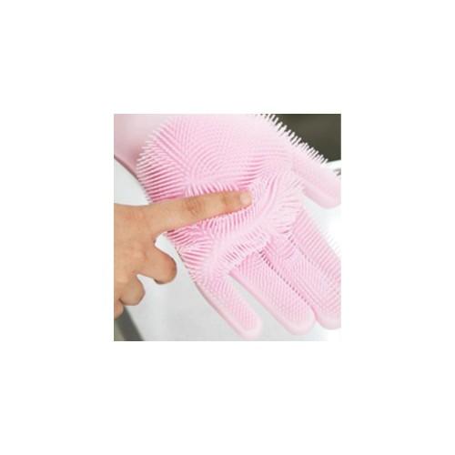 Bộ 2 găng tay rửa bát silicon tạo bọt đa năng - 20687688 , 23651906 , 15_23651906 , 88000 , Bo-2-gang-tay-rua-bat-silicon-tao-bot-da-nang-15_23651906 , sendo.vn , Bộ 2 găng tay rửa bát silicon tạo bọt đa năng