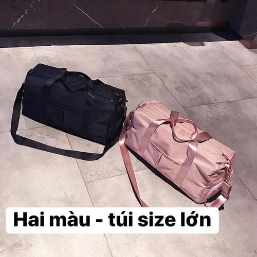[Discount] túi du lịch, túi tập gym đa năng có ngăn để giày size lớn