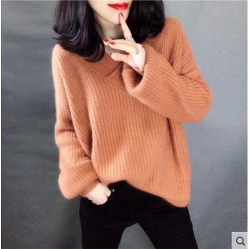 Áo len nữ kiểu dáng xinh xắn  phong cách hàn