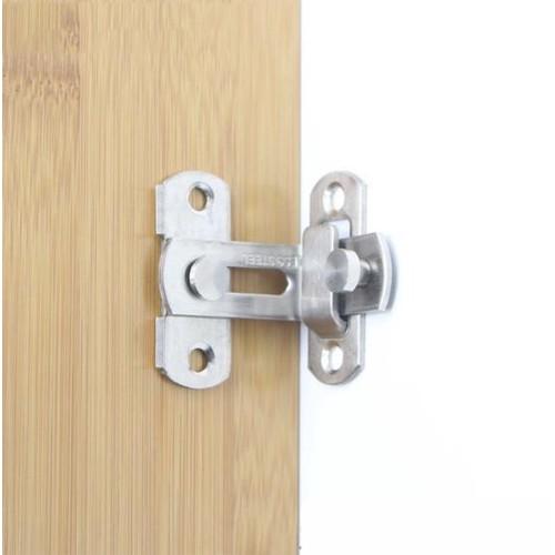 Khóa cửa an ninh nhà cửa 90 độ - bộ 2 cái