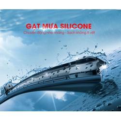 Gạt mưa ô tô  Cần gạt mưa  Gạt mưa silicon cho xe KIA MORNING -DOLY-gạt mưa