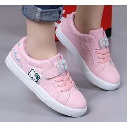 Giày thể thao bé gái hello kitty từ 4 - 13 tuổi_TS01