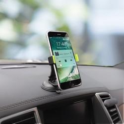 HOCO CA40 Giá đỡ điện thoại dán taplo kính lái xe hơi tiện dụng
