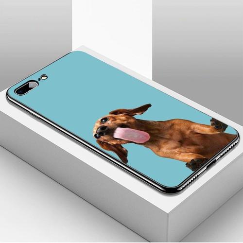 Ốp điện thoại dành cho máy iphone 7 plus  -  8 plus - 14 11 ảnh động vật ms adv005