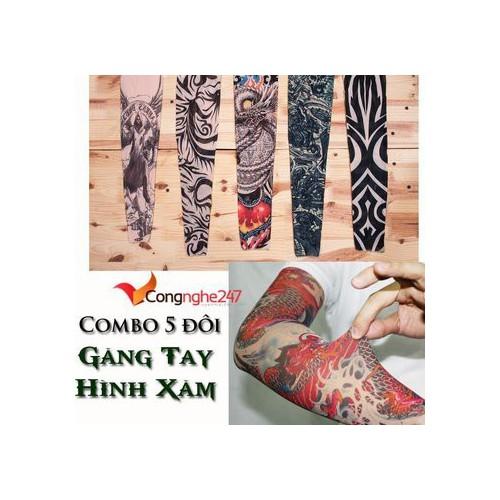 Combo 5 bộ găng tay hình xăm độc đáo - 20697456 , 23667719 , 15_23667719 , 45000 , Combo-5-bo-gang-tay-hinh-xam-doc-dao-15_23667719 , sendo.vn , Combo 5 bộ găng tay hình xăm độc đáo