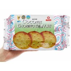 bánh quy baobing coconut 170g tròn