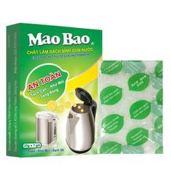 Chất làm sạch bình đun nước Mao Bao 25g x1 gói