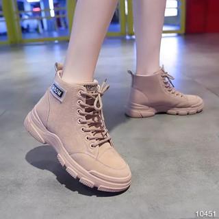 [ ĐƯỢC GIẢM THÊM 10K ]Giày bata cổ cao cực chất hàng nhập - GT6689 thumbnail