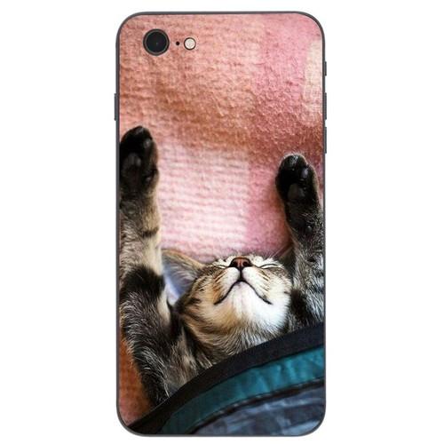 Ốp điện thoại dành cho máy iphone 6  -  6s - 14 11 ảnh động vật ms adv008