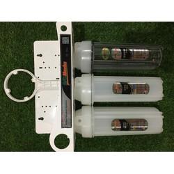 bộ cốc lọc nước 123 kèm lõi lọc 123- hàng chính hãng