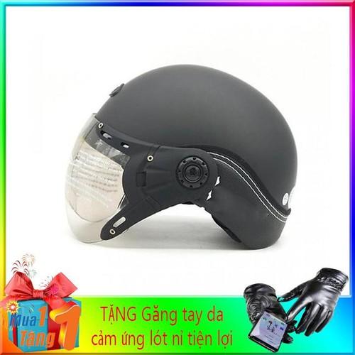 Mũ bảo hiểm bền đẹp an toàn bảo hành 1 năm tặng kem 1 gang tay da lót nỉ - 20911144 , 23987911 , 15_23987911 , 199000 , Mu-bao-hiem-ben-dep-an-toan-bao-hanh-1-nam-tang-kem-1-gang-tay-da-lot-ni-15_23987911 , sendo.vn , Mũ bảo hiểm bền đẹp an toàn bảo hành 1 năm tặng kem 1 gang tay da lót nỉ