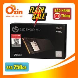 Ổ cứng SSD HP EX900 250GB 120GB M.2 PCIe NVME 2280 đọc-ghi 1900MBs - 650MBs - EX900-250/120/SOZ