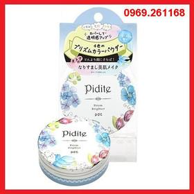 Phấn bắt sáng Highlight Pidite Prism Brighter Nhật Bản - Tặng kèm 1 kem nền Pidite - Phấn bắt sáng Highlight Pidite Prism Brighter