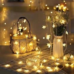 Đèn Led Trang Trí Giáng Sinh Ngôi Sao - Siêu Hot
