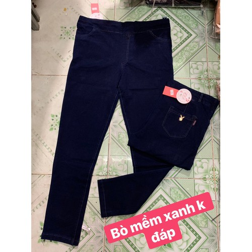 Quần jeans bầu thời trang chất đẹp