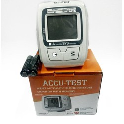 Máy đo huyết áp cổ tay điện tử ACCU TEST